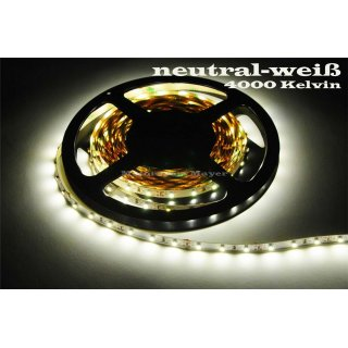 LED Streifen 12V, IP68, 60LED/m | 5,0 m