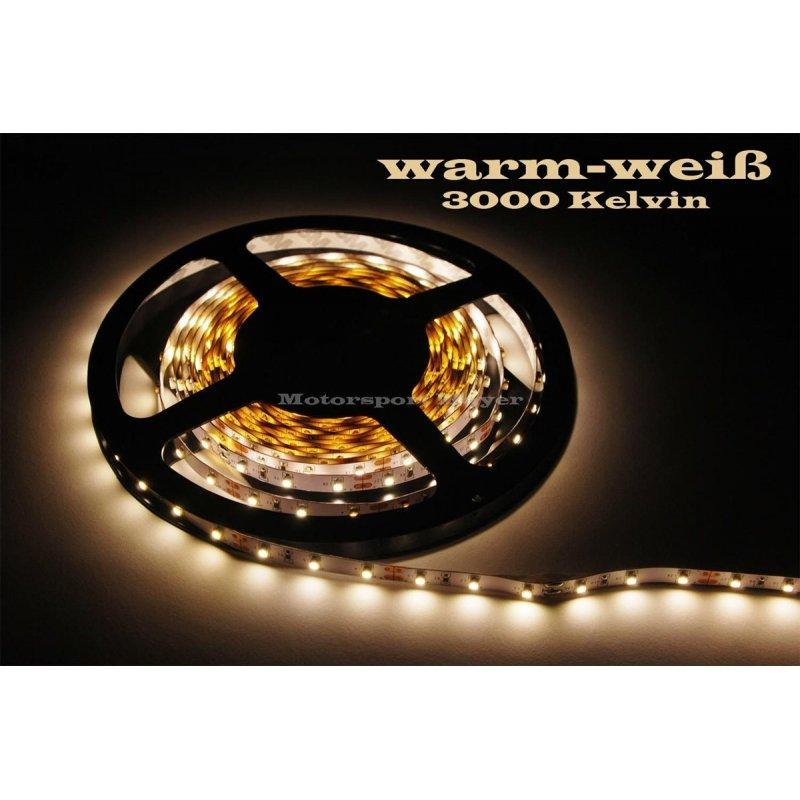 led streifen 12v ip20 60led m 3 49. Black Bedroom Furniture Sets. Home Design Ideas