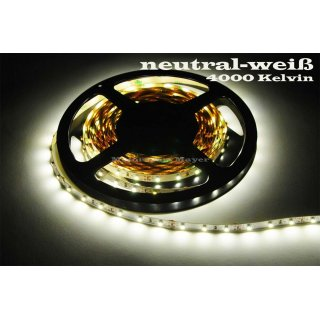 LED Streifen 12V, IP20, 60LED/m