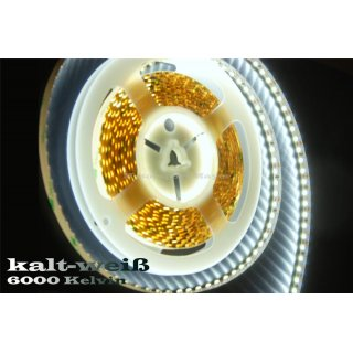 LED Streifen 12V, IP65, 120LED/m | 5,0 m