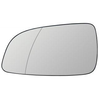 Spiegelglas zum Kleben für CITROEN C3 2005-2012 links asphärisch